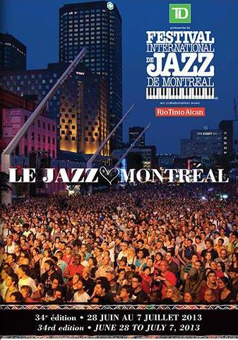 promo festival de jazz de montreal