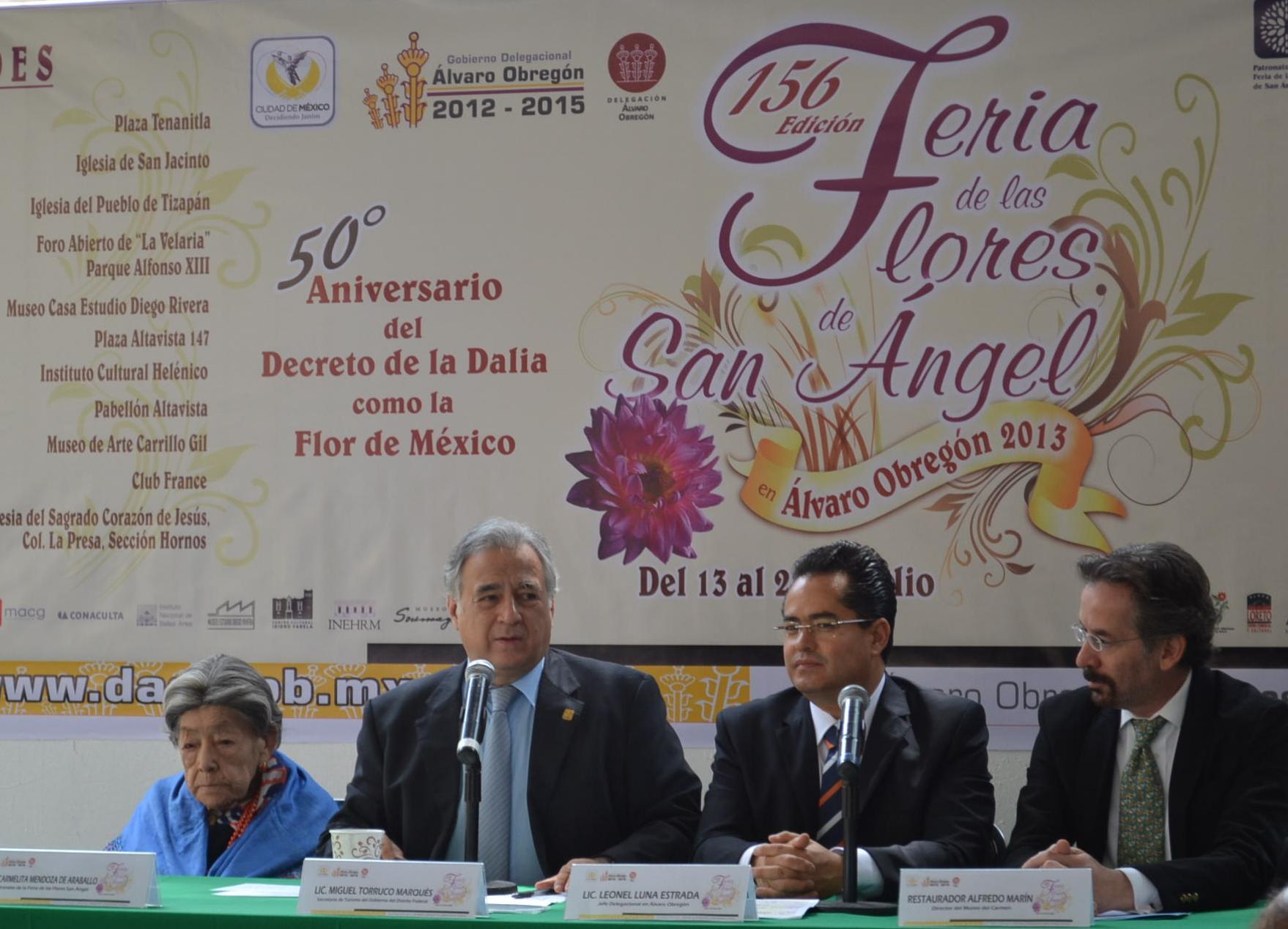 Presentación Feria de las Flores