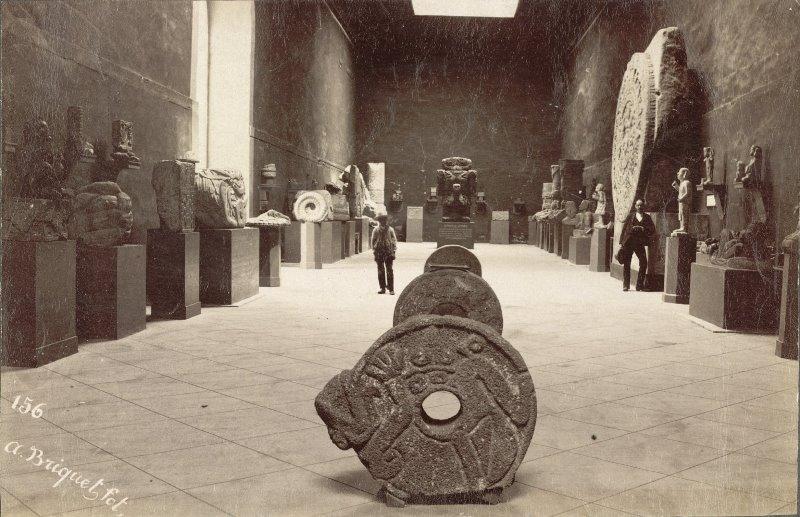 Museo de Antropología de México.