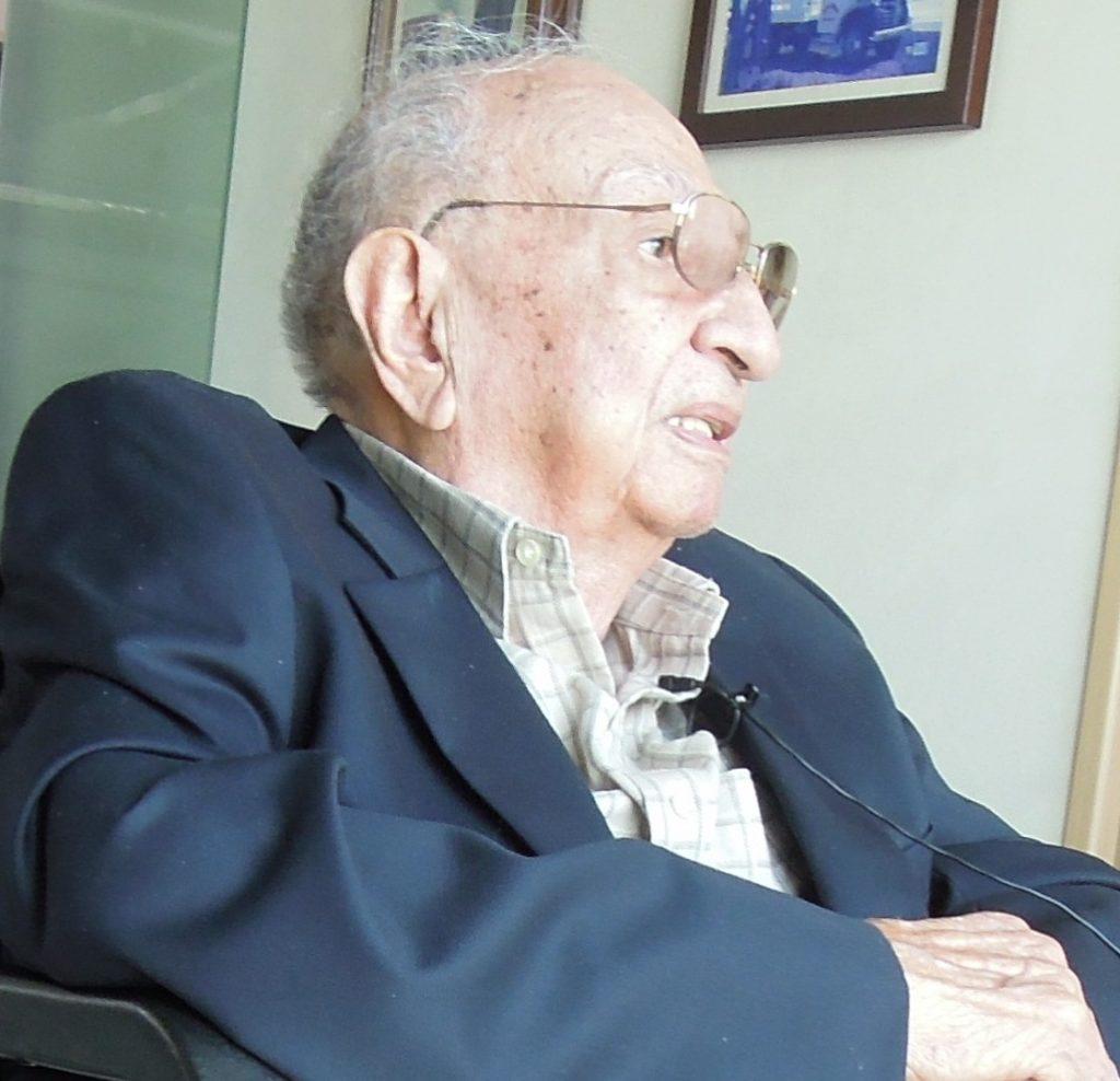Leopoldo Almanza.